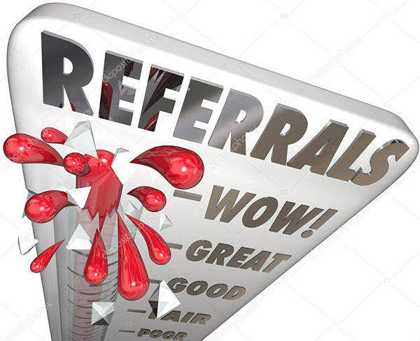 How to successfully get referrals