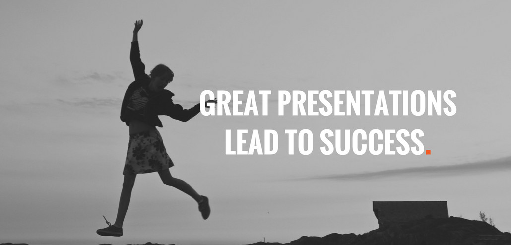 Top tips to deliver a knockout presentation