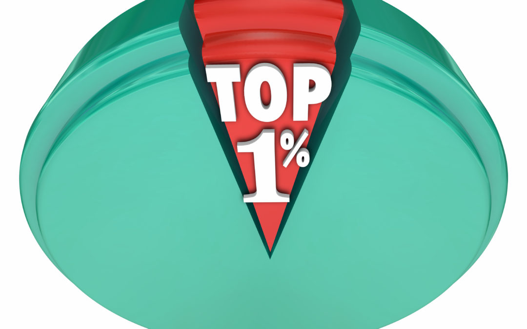 Become a member of the top 1%'ers