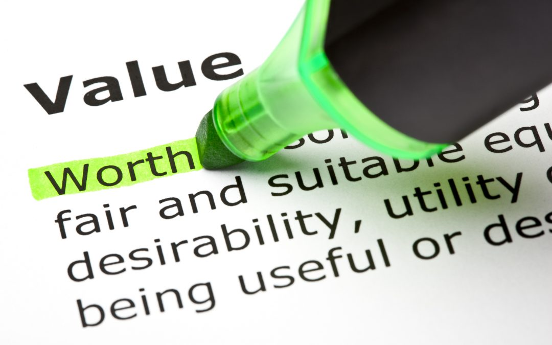 Do your prices reflect your true value?