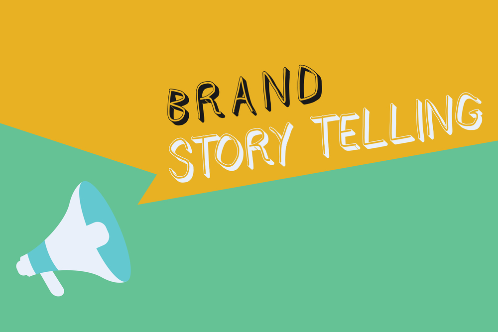 Discover how to effectively build your own brand story now