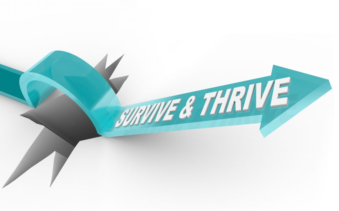 Episode 2 – How to survive and thrive, now and into the future