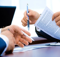 Do you have business contracts in place?